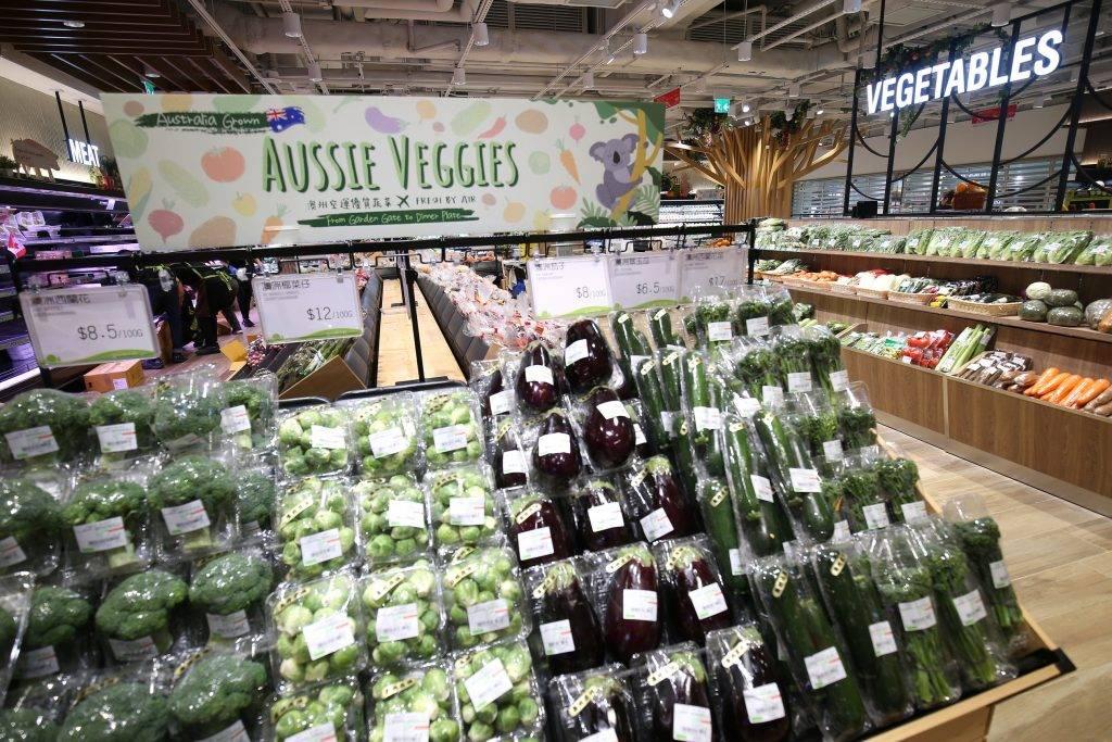 一田超市今次翻新引入了多間日本美食或食材等。(圖片來源:大埔一田超市)