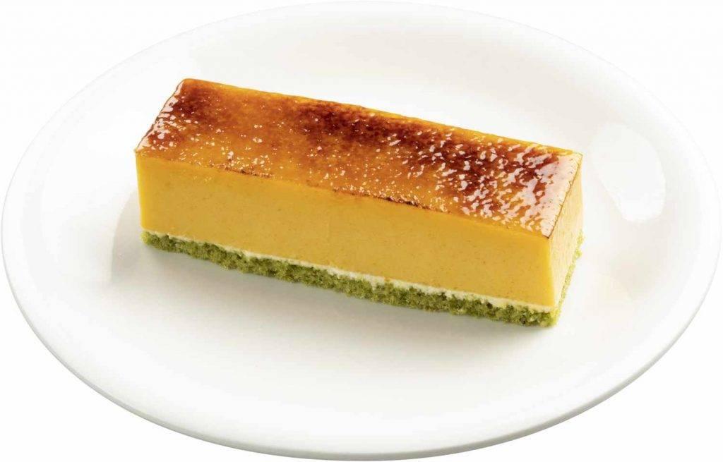 北海道南瓜焦糖燉蛋蛋糕淡淡南瓜香,配上香濃蛋香及焦糖,香甜清新。(圖片來源:)