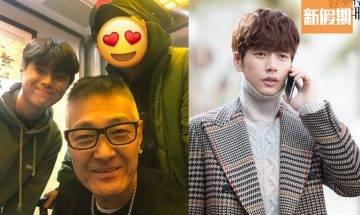盧惠光22歲大仔盧俊諺高大靚仔 曾演泰國電影男主角  獲讚似足朴海鎮