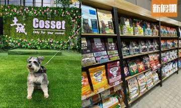 土城寵物超市觀塘開!室內大草地免費任玩 100吋大電視休憩區+逾千寵物產品|購物優惠情報