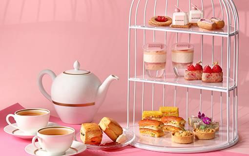 優惠亦包括早餐、三道菜晚餐及下午茶。(圖片來源:官方圖片)